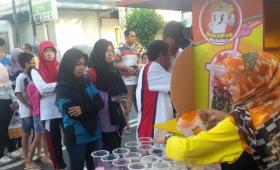 Waralaba makanan menguntungkan snackdrink uncledazs