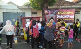 Waralaba terlaris snack drink uncledazs