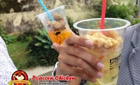 SnackDrink 2in1 dari waralaba makanan uncledazs