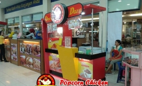 Waralaba ayam goreng popcorn chicken large fried chicken info 0823 1075 2299