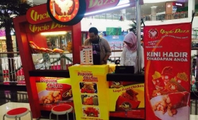 Waralaba taiwan street snack